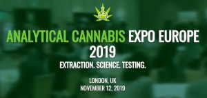 ANALYTICAL CANNABIS EXPO EUROPE 2019 EXTRACTION. SCIENCE. TESTING.